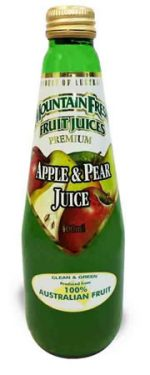 Apple Pear Juice delivered to your home