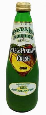 Apple Pineapple Juice drinks delivered