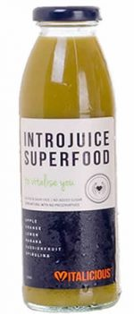 vitalise you superfood juice
