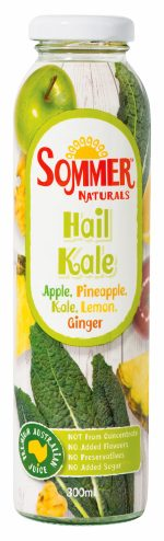 Hail Kale- pasteurised-juice