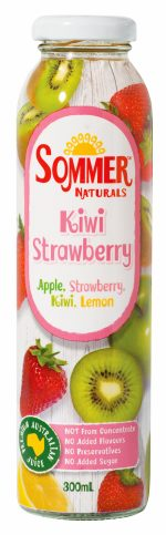 Sommer Kiwi Strawberry-premium-cold-pressed-juice