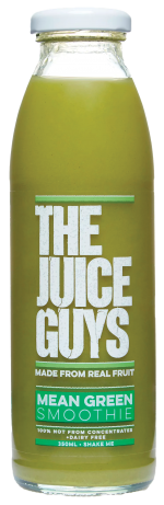 The Juice Guys Mean Green Smoothie